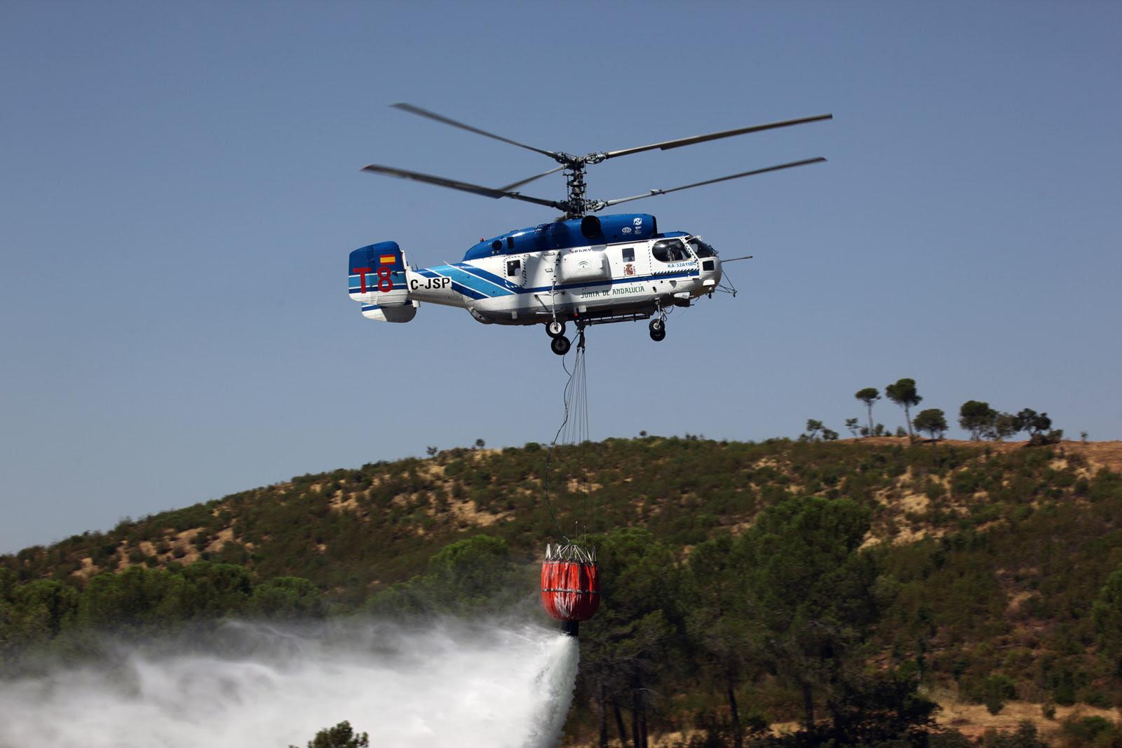 Resultado de imagen para helicoptero kamov incendios
