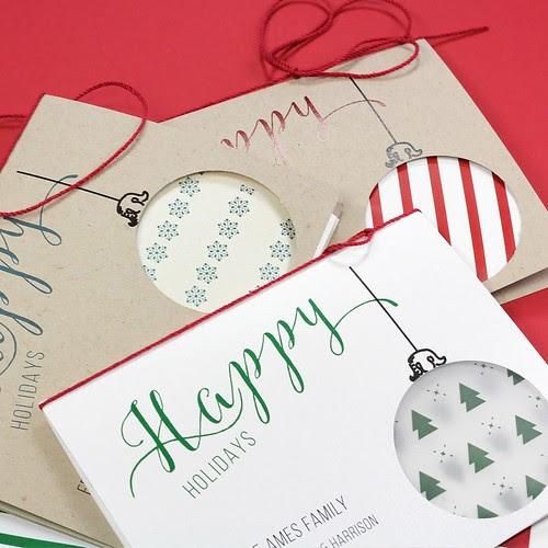 DIY: Holiday Printables! Simple, Customizable Ornament