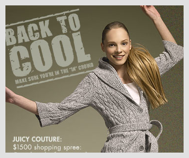 Neiman Marcus Juicy Couture Contest