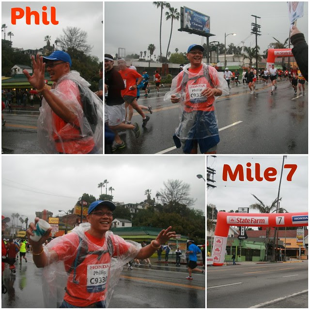 LA Marathon Phil Mile 7
