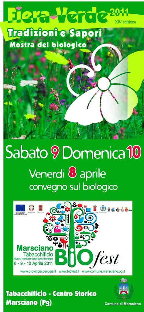 Noi a Fiera verde 2011