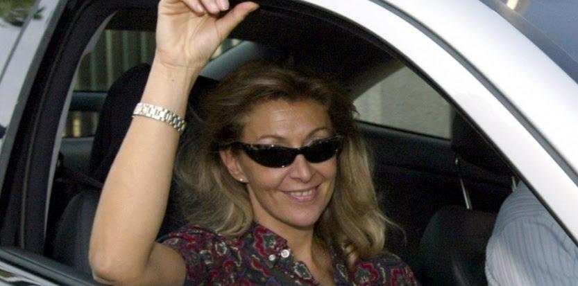 Sophie Gromb est l'une des cinq expertes qui ont conlu à l'état de faiblesse de Liliane Bettencourt. (GEORGES GOBET / AFP)