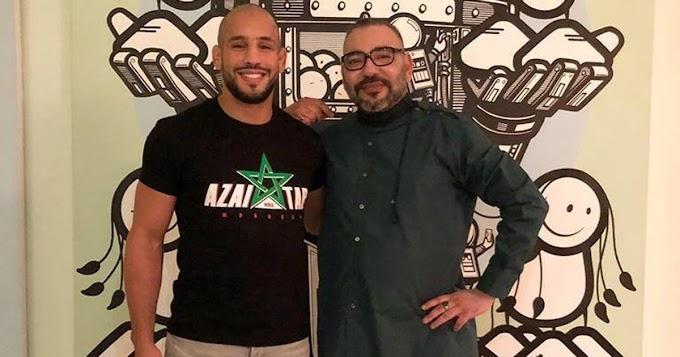 La sospechosa relación entre el rey Mohamed VI y un campeón de artes marciales