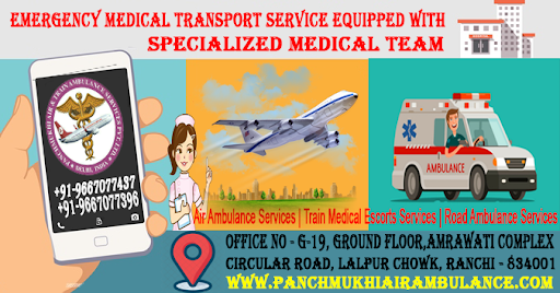 Best price Air Ambulance Service in Silchar and Allahabad