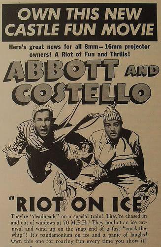 Abbott Costello Castle Films