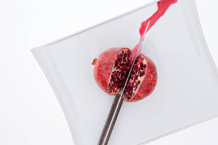 Pomegranate: The Ultimate Bypass To Bypass Surgery?