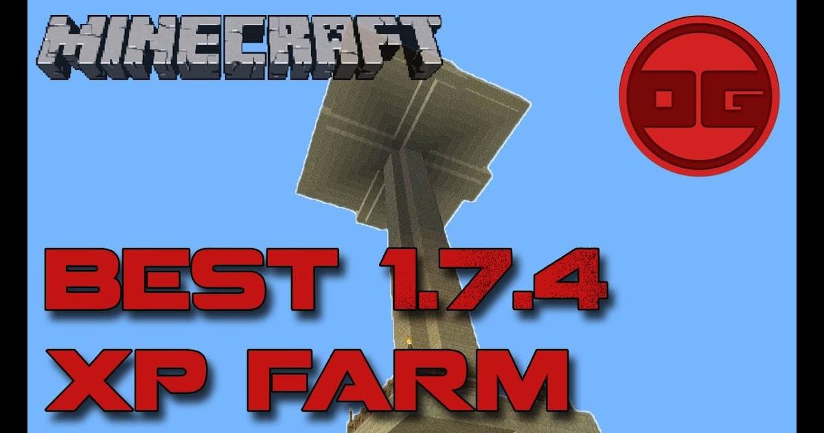 Minecraft Xp Farm - Omong q