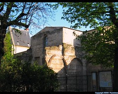 Hôtel de Cluny - Quartier Saint Michel - Paris