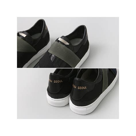 Women's Wide Elastic Band Fashion Sneakers Shoes