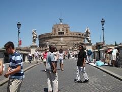 Castel Sant' Angelo, Rome, Italy