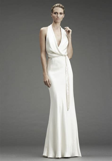 WhiteAzalea Simple Dresses: Satin Simple Wedding Dresses