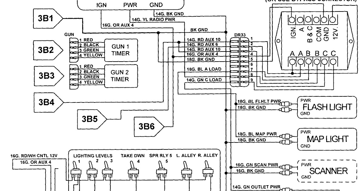 31 Whelen Control Box Wiring Diagram