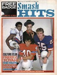 Smash Hits, September 29, 1983