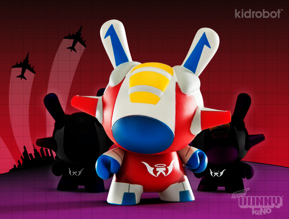 Flight Dunny Product Preview