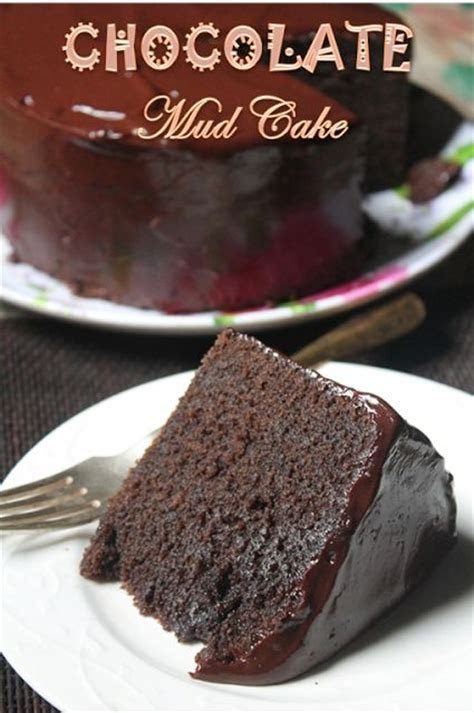 Best 25  Chocolate mud cake ideas on Pinterest   White