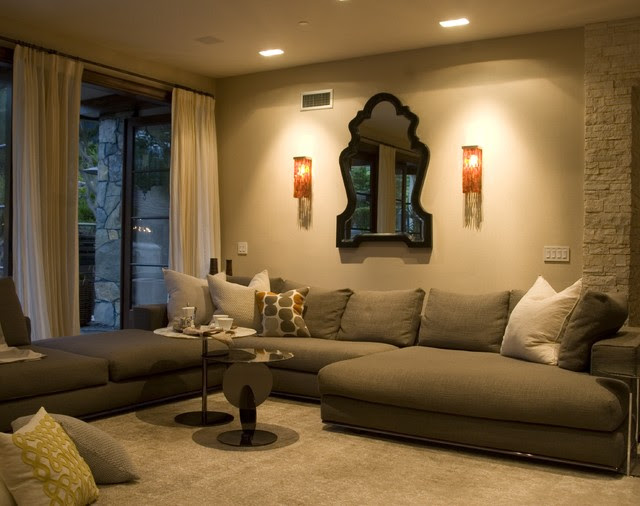 interior design raleigh nc Living Room Traditional with ...