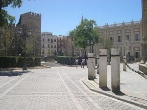 Foto de alcazar de Sevilla