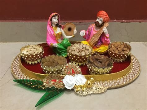 Dry fruits packing.   Weddings   Wedding decorations