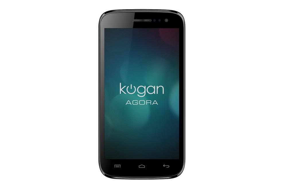 """Agora 5.0"""" Quad-core Smartphone"""