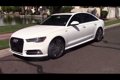 2016 Audi A6 Supercharged Horsepower