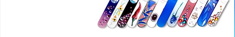 limas de vidrio, limas de cristal, limas decoradas, Swarovky, lujo, joyas, manicura, nail art, belleza, mujer, blog solo yo, blog de manicura, blog de belleza,