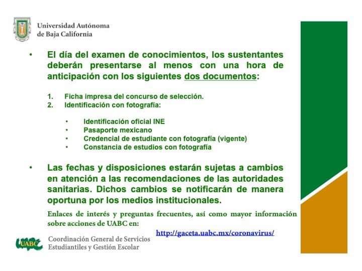Uabc Informa Coronavirus Covid 19