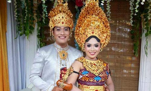 Nama Pakaian Adat Bali Payas Agung - Baju Adat Tradisional