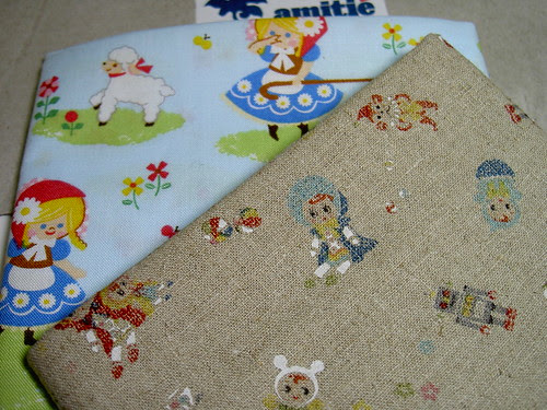 Fabric from Amitie