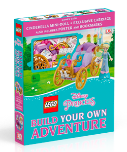 LEGO® Disney Princess Build Your Own Adventure