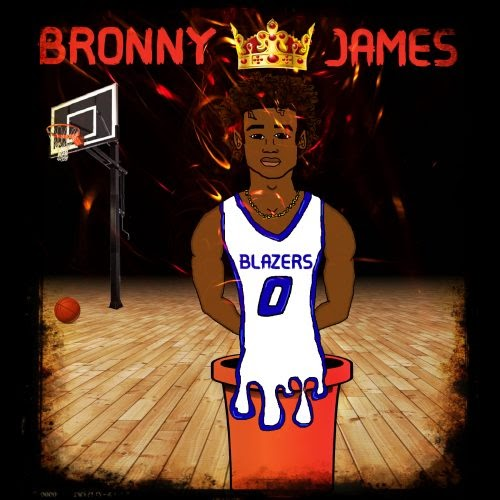 "DIAMOND IN THE ROUGH: Treyvon Love – ""Bronny James"""