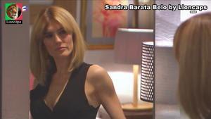 Sandra Barata Belo sensual na novela Nazare