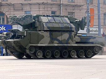 """ЗРК """"Тор М-1"""". Фото High Contrast"""