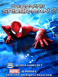 tu gameloft zone descargar the amazing spider man 2 en. Black Bedroom Furniture Sets. Home Design Ideas