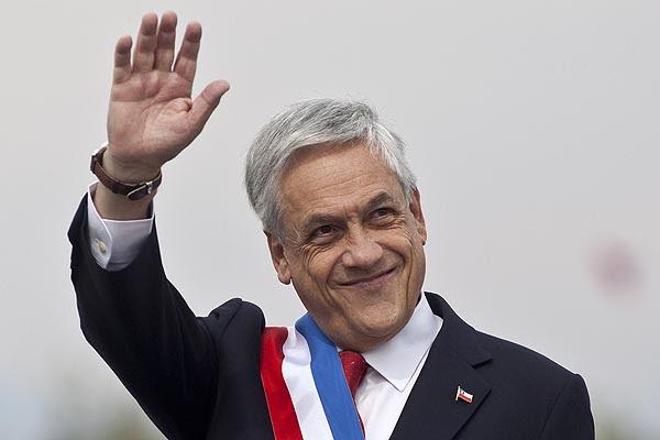 Resultado de imagem para Sebastián Piñera,