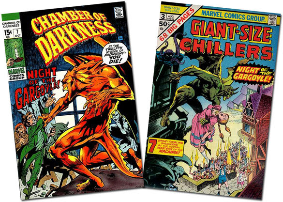 Chamber of Darkness #7/Giant-Size Chillers #3