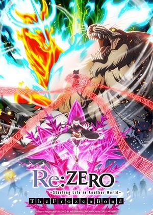 Re:Zero kara Hajimeru Isekai Seikatsu - Hyouketsu no Kizuna [01/01] [HD] [Sub Español] [MEGA]
