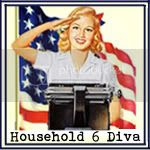 Household 6 Diva Army Wife