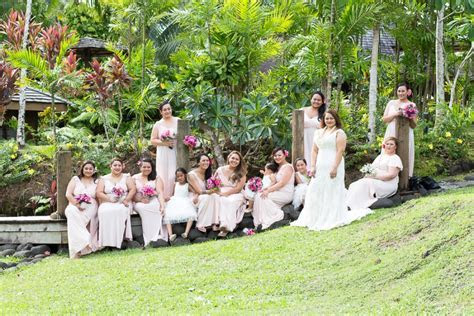 11 unique traditions from Samoan weddings