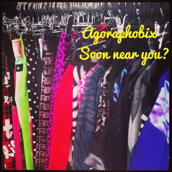 Agoraphobix, soon near you?
