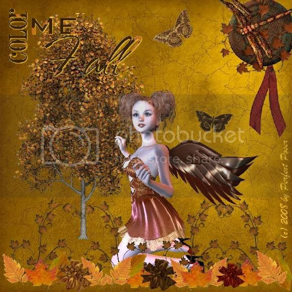 Fairies,Fantasy,Poser,Autumn