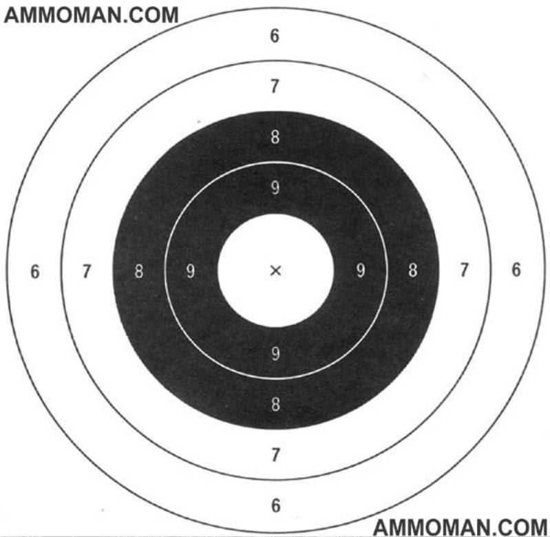 This is an image of Mesmerizing Printable Bb Gun Targets