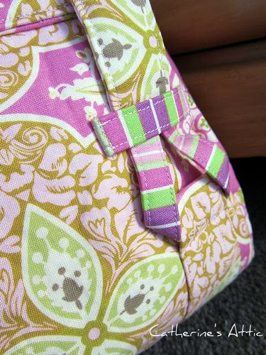 My Amy Butler Blossom bag