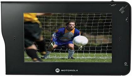 Mobile TV DVBH compatible DH01 device