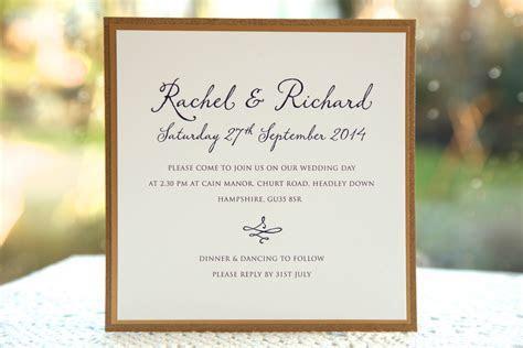 Introducing: Lavinia Wedding Invitation   Ivy Ellen
