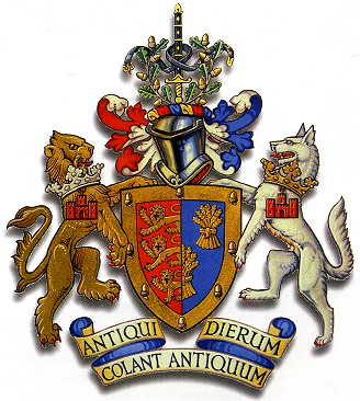 City of Chester arms