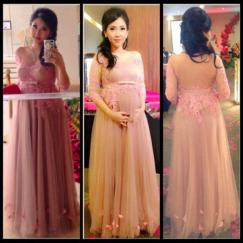 Long evening dresses size 4