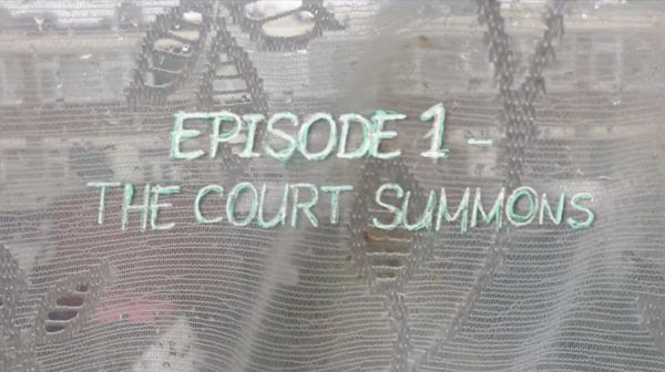 Emily Pope, The Court Summons