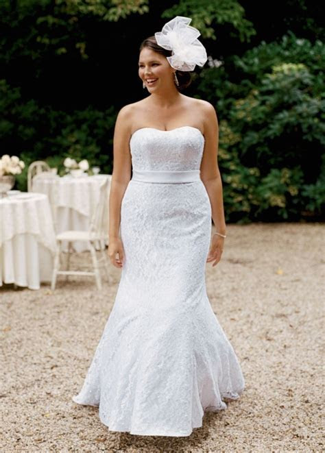 Cute Wedding Dresses For Short Curvy Brides Design And