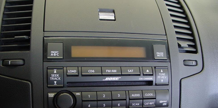 Touch Screen Radio For Nissan Altima 2005