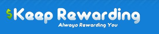 Keep rewarding   Ganar dinero desde Casa Sin invertir [ Mundialmente]